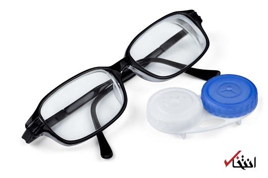 آیا استفاده از لنزهای طبی و رنگی خطر ابتلا به کرونا را افزایش میدهد؟