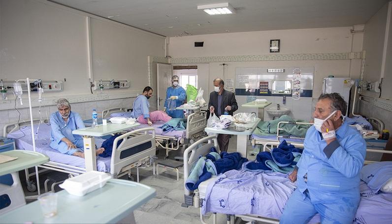 مجموع مبتلایان به ۱۱۰۷۶۷ نفر رسید/ ۸۸۳۵۷ نفر بهبود یافتند / افزایش جانباختگان به ۶۷۳۳ تن/ ۲۷۱۳ نفر در وضعیت شدید این بیماری قرار دارند