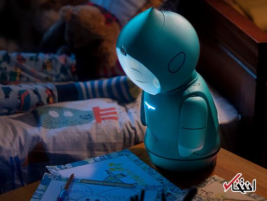 ربات جدیدی که دشمن پرستاران کودک است+تصاویر