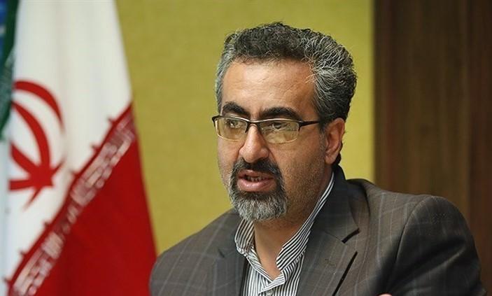 سخنگوی وزارت بهداشت: بازگشایی ٢۴ ساعته صحنهای حرم مطهر رضوی