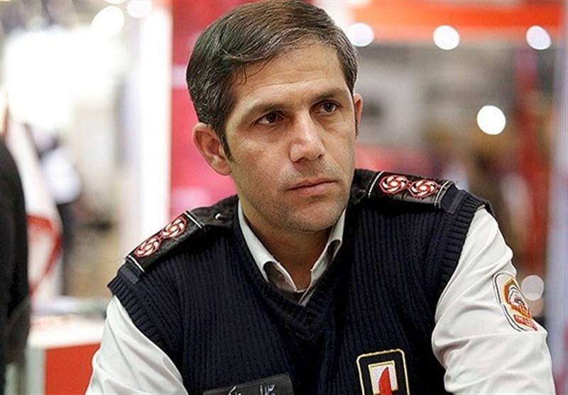 آمادگی آتشنشانی تهران به امدادرسانی در آتشسوزی خائیز