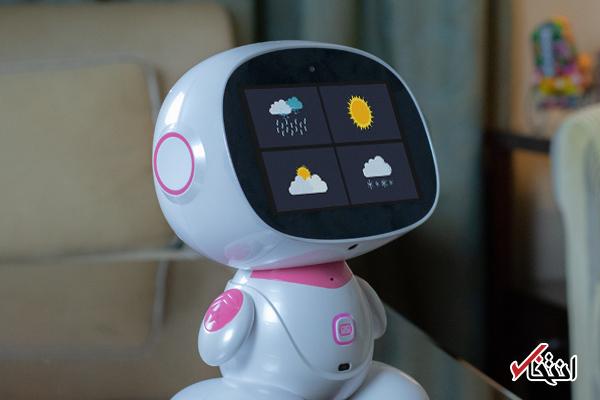 چگونه یک ربات هوشمند را وارد خانواده خود کنیم؟! +تصاویر