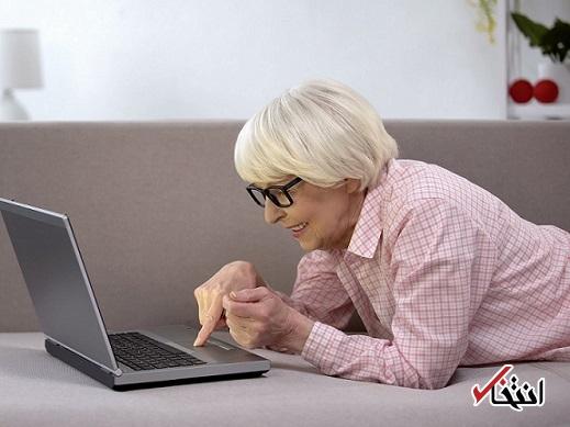 مادربزرگ هلندی از فیس بوک شکست خورد