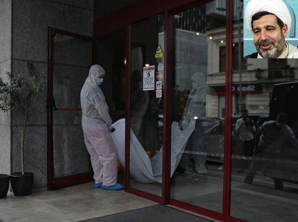 اطلاعات جدید از مرگ قاضی منصوری / پلیس رومانی: جسد در مقابل درِ ورودی لابی و «داخل هتل» پیدا شده نه بیرونِ آن