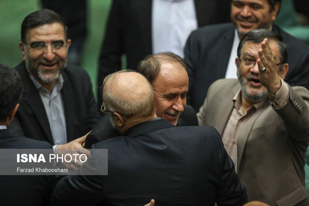 تصاویر: جلسه علنی مجلس پنج شنبه ۸ خرداد