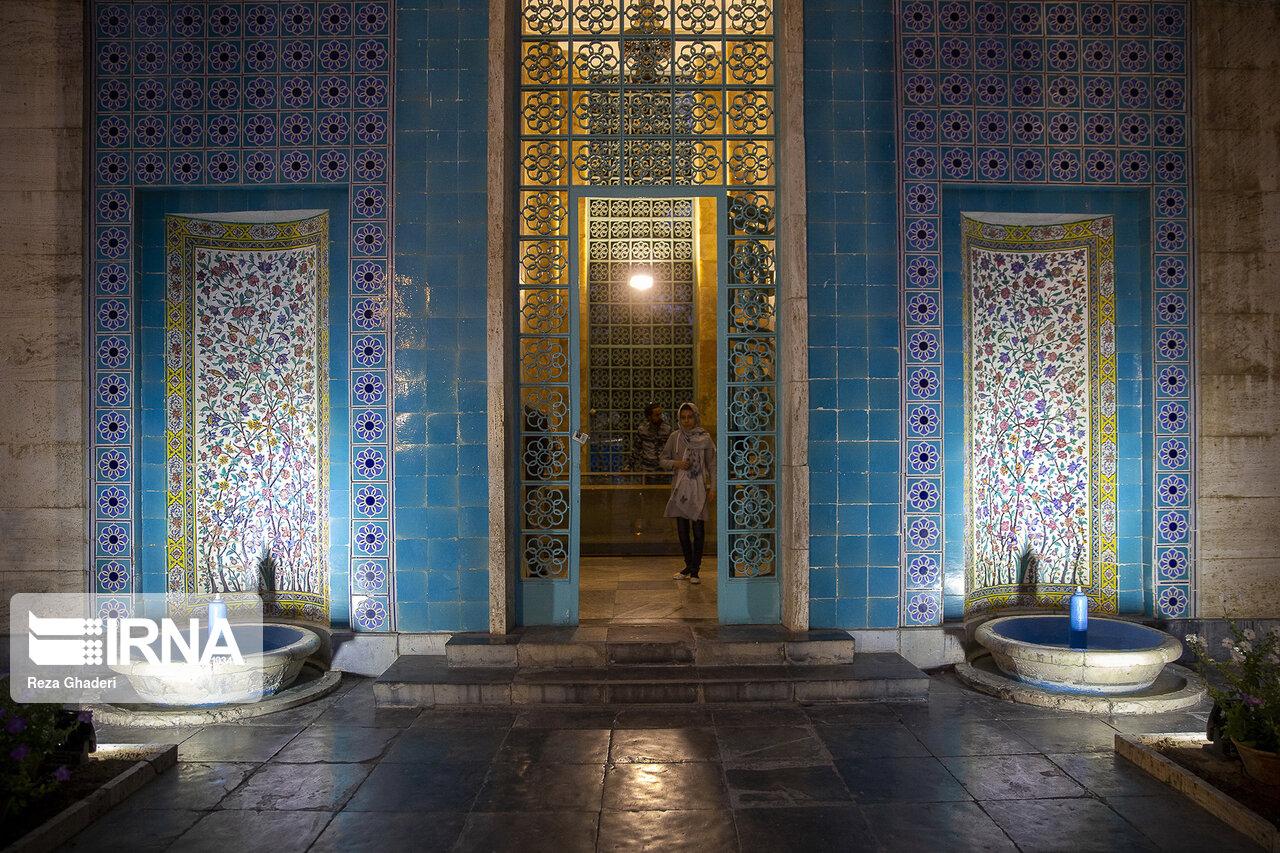 تصاویر: اماکن تاریخی شیراز بعد از بازگشایی