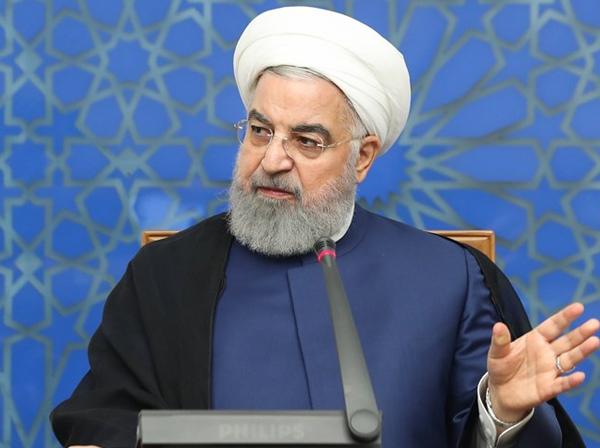 روحانی: آمریکا به برجام ضربه سیاسی بزند، اقدام قاطع ایران را خواهد دید؛ تاکنون ضربه اقتصادی زده اند، ما نیز بخشی از تعهدات را کنار گذاشتیم / هر زمان که ۴+۱ به تعهدات خود در برجام بازگردد، ما نیز به تعهدات خود در برجام بازمی گردیم