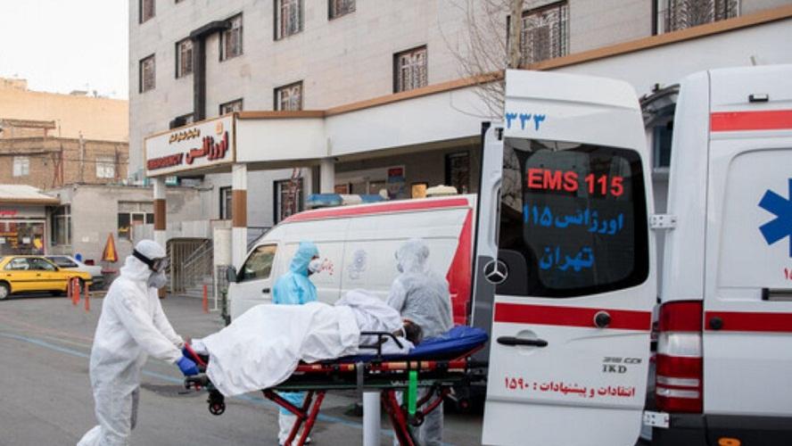 اورژانس تهران: تعداد ماموریتهایمان در زمینه کرونا خیلی بالاست / ابتلای حدود ۱۲۰ تن از پرسنل تا کنون