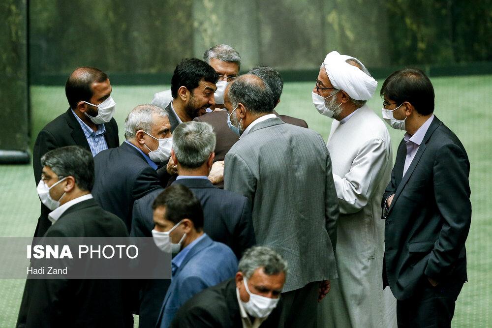 تصاویر: جلسه علنی مجلس ـ ۱۵ تیر ماه
