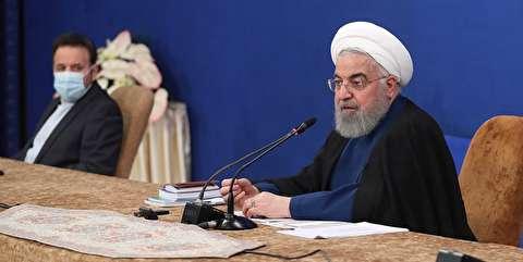 روحانی: ۳۰ درصد سهام عدالت در عید غدیر و ۳۰ درصد در ۲۲ بهمن عرضه میشود
