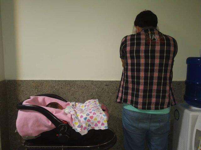 فروشندگان نوزاد توسط پلیس فتا دستگیر شدند