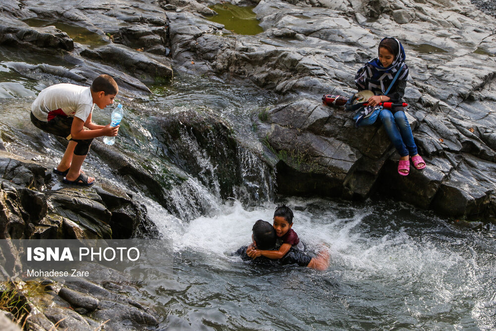 تصاویر: تابستان و کرونا