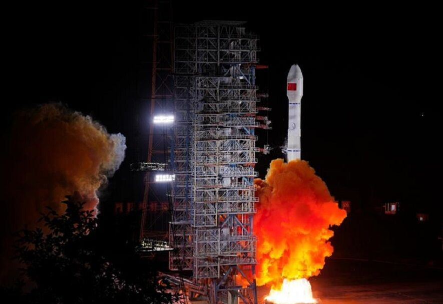 چین رقیبِ GPS را ساخت
