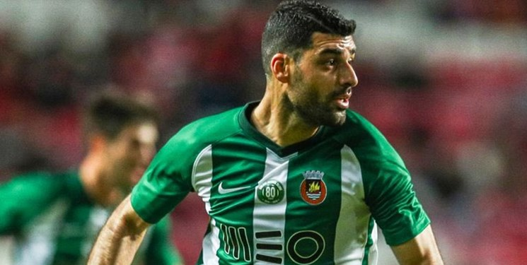 «طارمی» و «عابدزاده» در بین برترینهای لیگ پرتغال + عکس