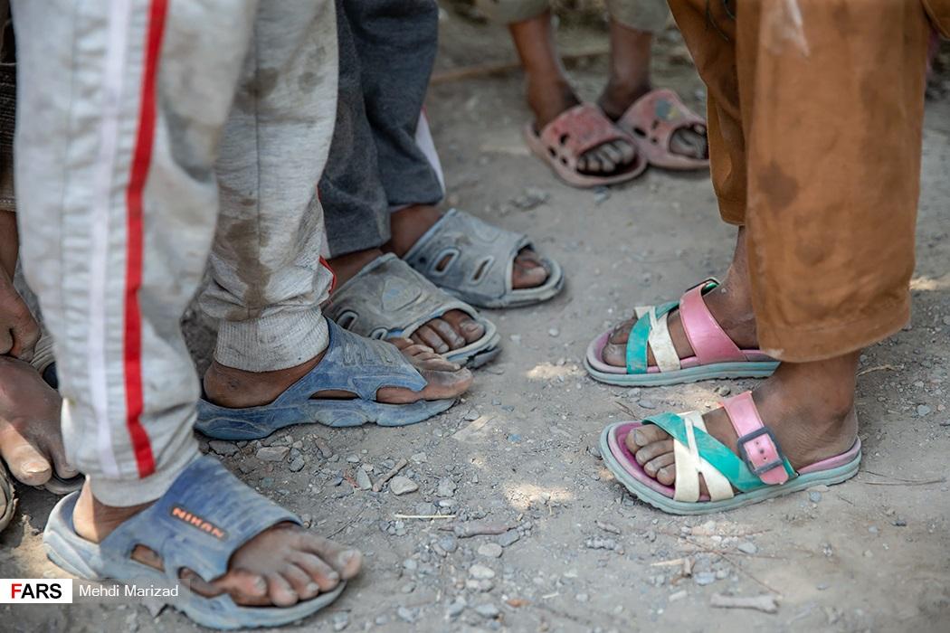 تصاویر: کمک بهداشتی به زاغهنشینان پاکستانی