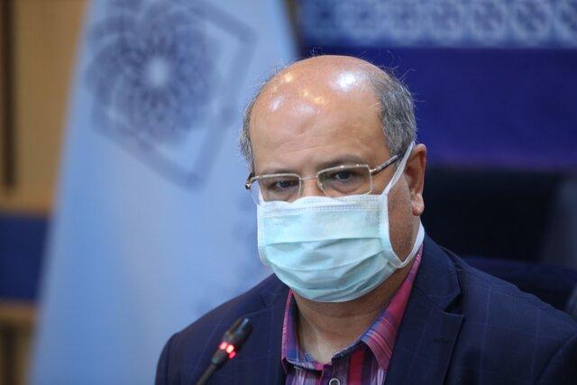 زالی: با توجه به برگزاری آزمون ها در هفته آینده، ممکن است سیمای کرونا در تهران دستخوش تغییراتی شود
