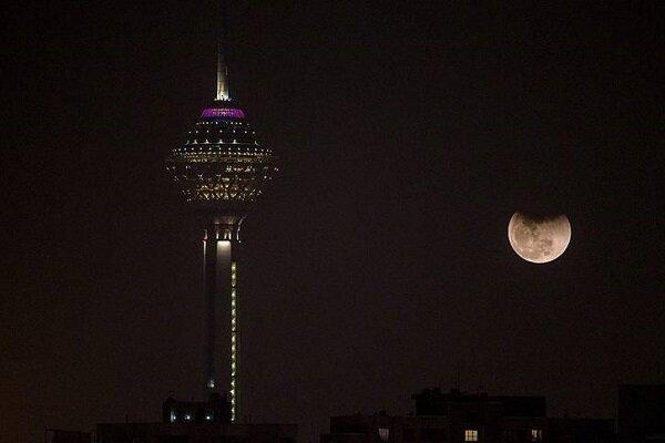چراغهای برج میلاد تهران امشب خاموش میشود