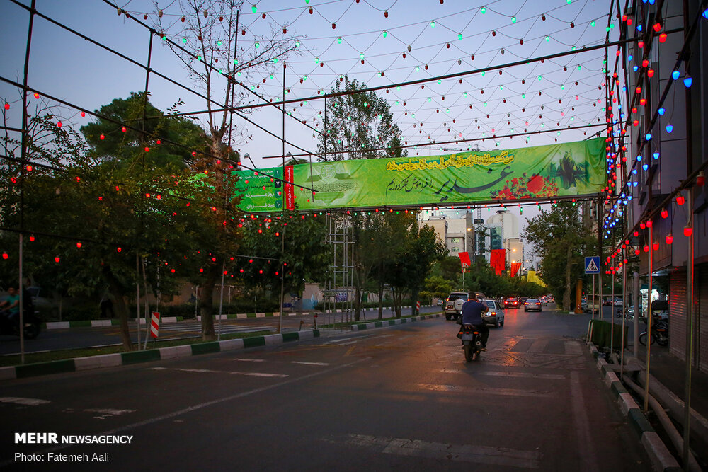 تصاویر: به عشق علی علیه السلام