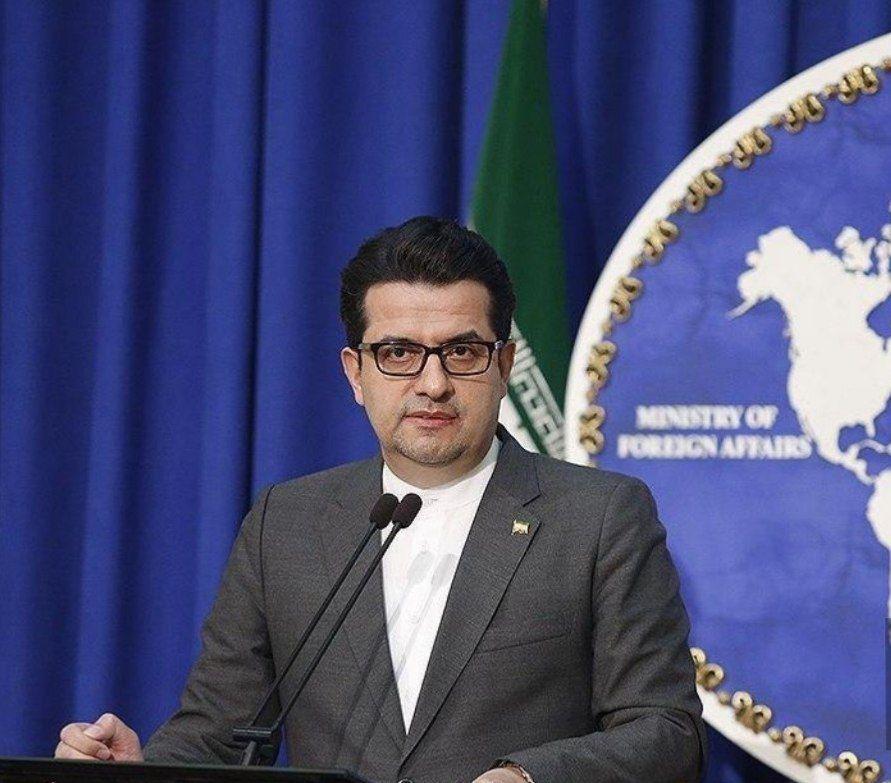 وزارت خارجه: خبر لغو موقت تحریمها خبرسازی غیرواقعی و کذب است