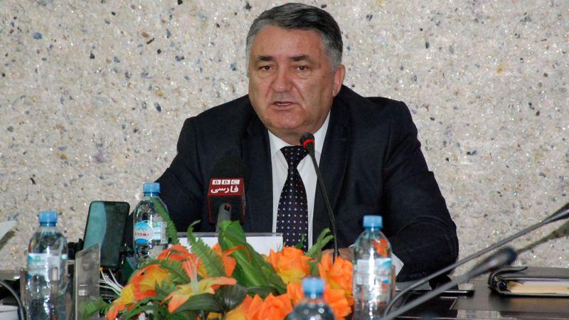 وزیر حمل و نقل تاجیکستان دست به خودکشی زد