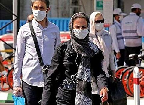 آخرین آمار کرونا در ایران، امروز ۲۲ مرداد ۹۹: فوت ۱۸۸ نفر دیگر طی ۲۴ ساعت گذشته / مجموع جانباختگان به مرز ۱۹ هزار نفر رسید / ۲۶ استان در وضعیت هشدار و قرمز