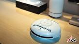 ربات کوچکی که به جنگ ویروسهای خانه میرود+تصاویر