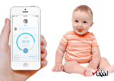 پستانک هوشمندی که خیال همه والدین را راحت میکند+تصاویر