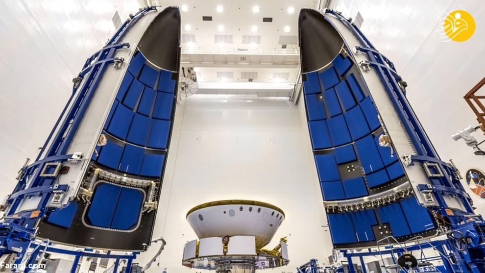 جدیدترین کاوشگر ناسا با نام