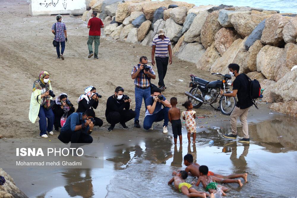 تصاویر: ایران زیباست؛ ساحل خواجه عطا