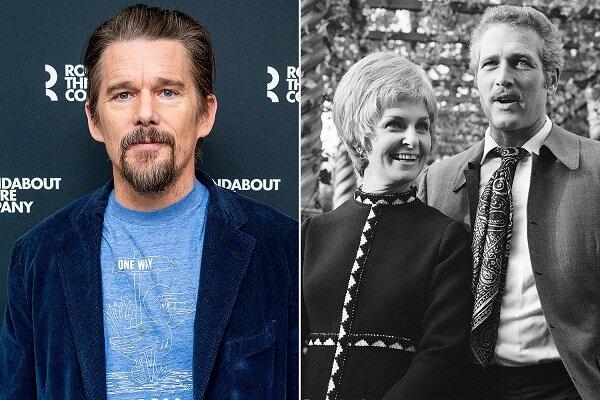 ایتن هاوک مستند میسازد/ زندگی پل نیومن و همسرش در ۱ فیلم