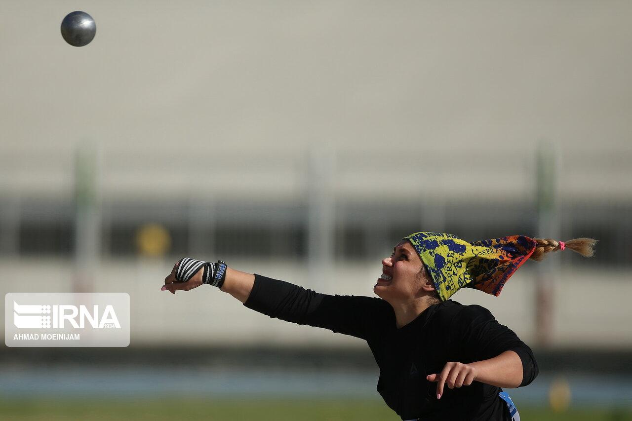 تصاویر: رقابتهای دو و میدانی قهرمانی باشگاههای کشور