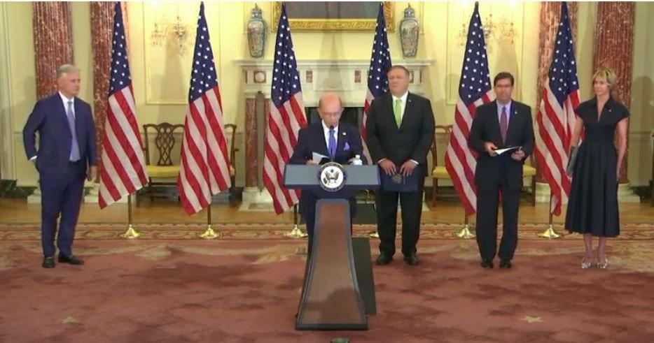 مقامهای آمریکا از اعمال تحریمهای جدید علیه ایران خبر دادند / تحریم وزارت دفاع ایران