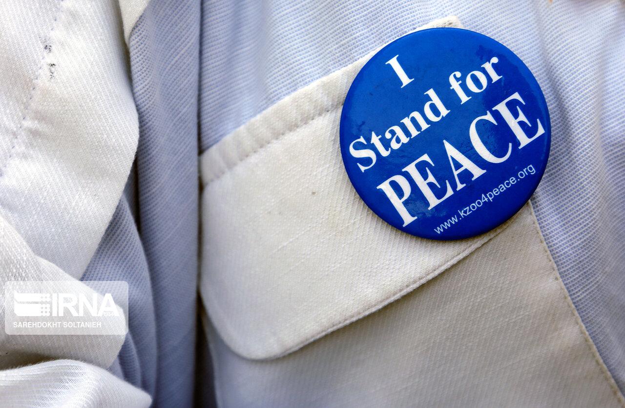 تصاویر: پیاده روی صلح ۲۰۲۰