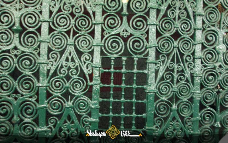 تصاویری متفاوت از داخل مرقد مطهر پیامبراکرم(ص)