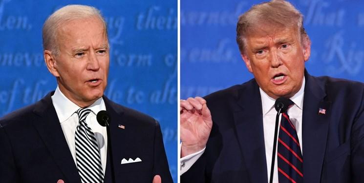 ترامپ: بایدن تهدیدی برای امنیت ملی است