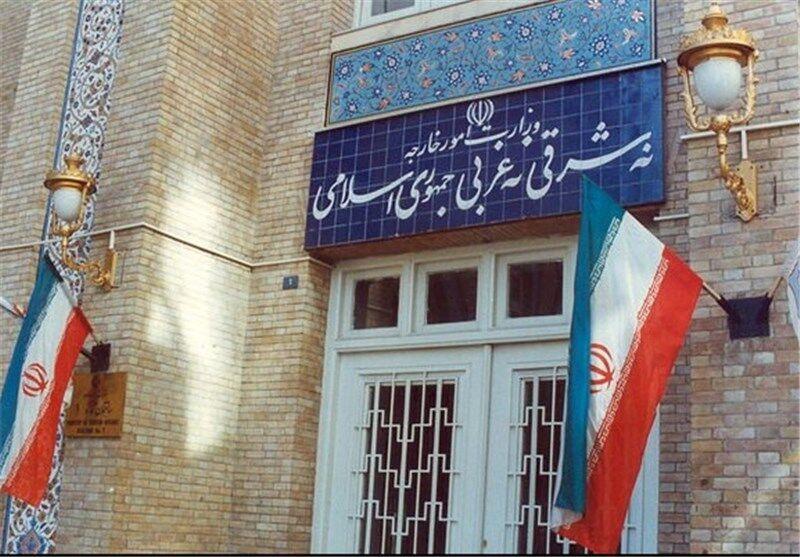 بیانیه وزارت امور خارجه  در خصوص پایان محدودیت های تسلیحاتی ایران: از امروز، تمام محدودیتهای انتقالِ اقلام تسلیحاتی «به» و «از» ایران (IRAN) به صورت خودکار خاتمه یافت