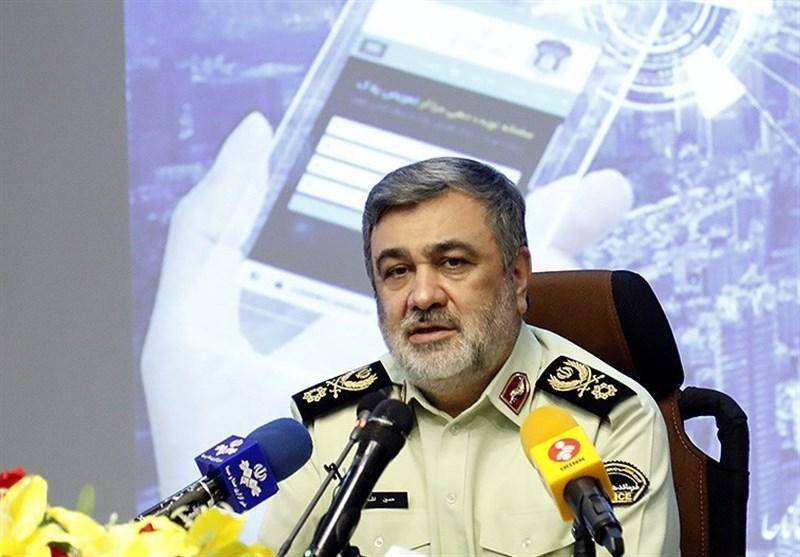 فرمانده ناجا: دشمنان جرأت نفوذ و جنگ با کشور ما را ندارند/ امنیت فعلی ایران در هیچ نقطهای از جهان وجود ندارد