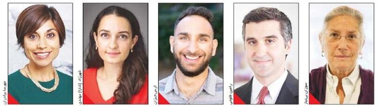 ۵ ایرانی-آمریکایی در تیم انتقالی بایدن | سایت انتخاب