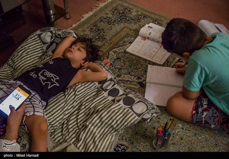 تصاویر: مدرسه در خانه