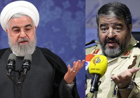 روحانی، سردار جلالی را به جلسات شورای عالی فضای مجازی راه نمیدهد