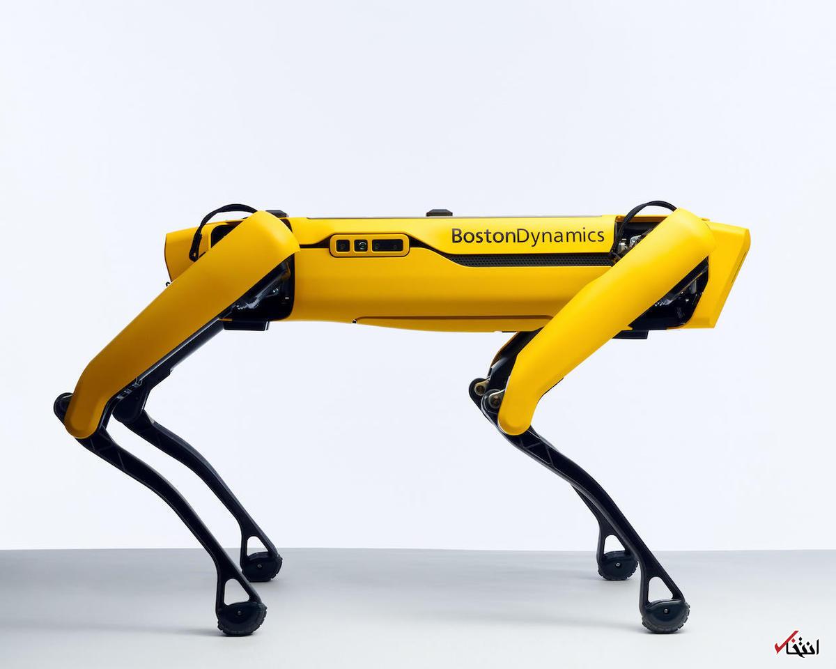 سگهای رباتیک