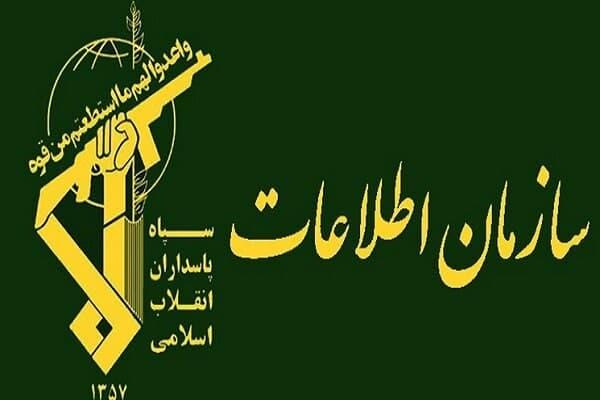 سپاه: دستگیری یکی از سرپلهای اصلی گروه سلطنتطلب