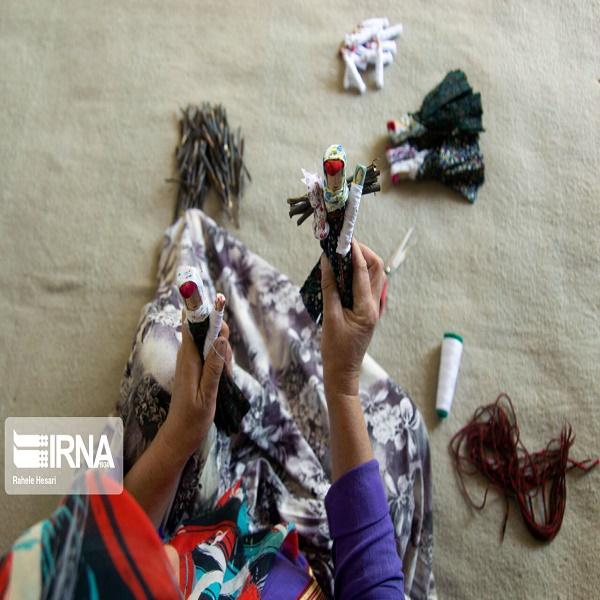 تصاویر: دهکده صنایع دستی سیاه رودبار