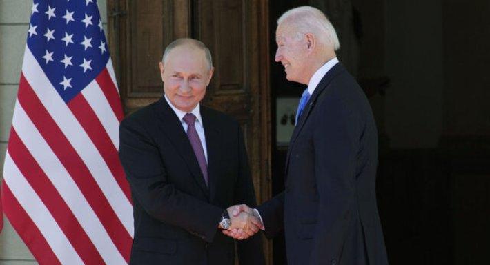 سند مشترک روسای جمهوری روسیه و آمریکا:  جنگ هستهای پیروز ندارد و نباید هیچ وقت دربگیرد /  دو کشور جهت کنترل سلاحها و کاهش خطرات از طریق مذاکره تلاش میکنند