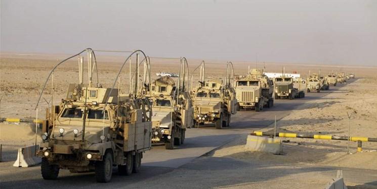 انفجار در مسیر کاروان تجهیزات لجستیک آمریکا در جنوب عراق