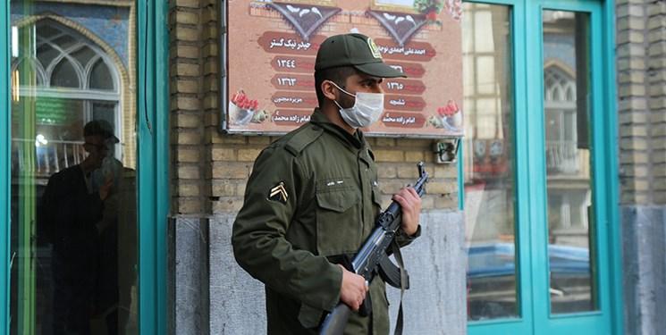 اطلاعیه قرارگاه قدس سپاه درباره ادعای شهادت مامور محافظ صندوق رأی