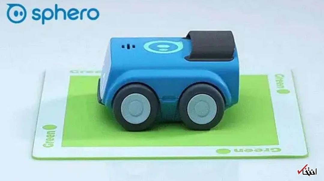 ربات خودرویی
