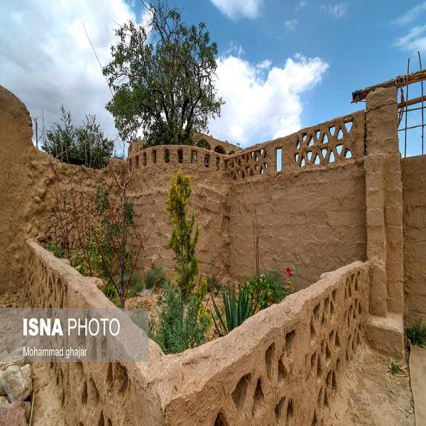 تصاویر: کوچه باغهای روستای «خیج» و «کلاته خیج»