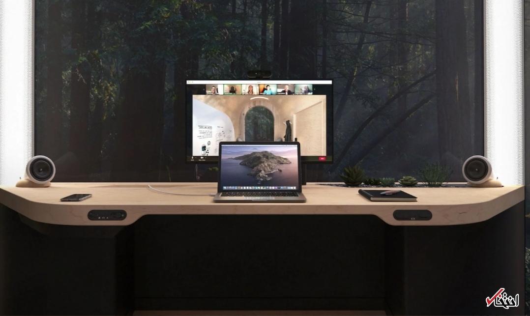 دفتر کار هوشمند و قابل حمل