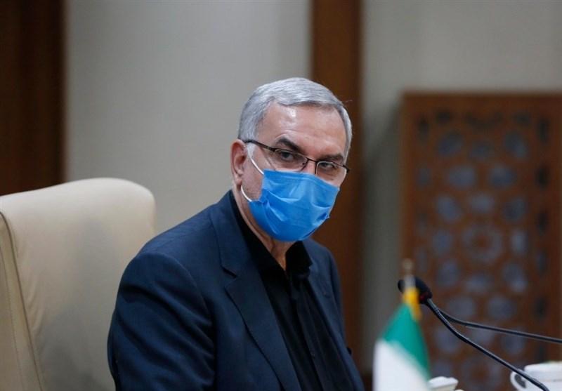 وزیر بهداشت: واکسیناسیون کرونا تکمیل شود استادیومها بازگشایی میشود